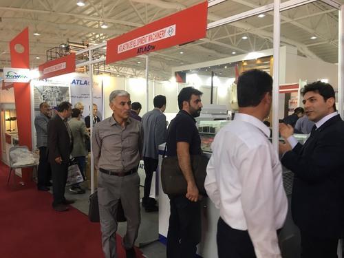2017年伊朗橡塑膠機械展造奕攤位