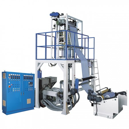 Mesin Film Co-Extrusion Blown Dua-Warna - CT Series Blown Film Machine