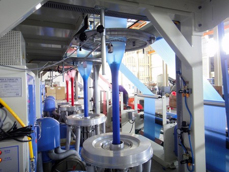 Cincin Udara yang dirancang khusus dan sangat efisien