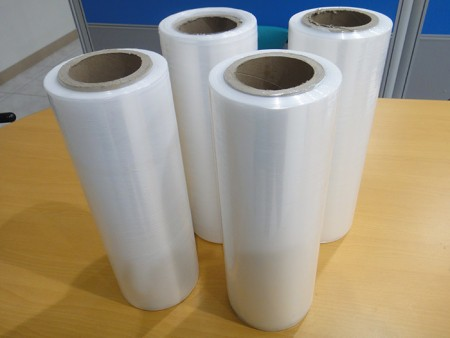 Produk akhir (stretch film)