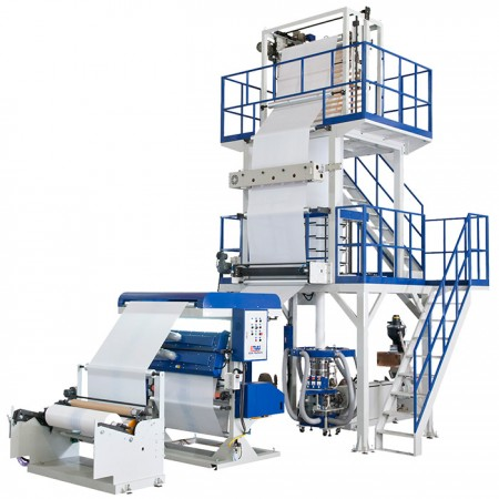High-Speed Mono-layer Blown Film Machine - High-Speed Mono-layer Blown Film Machine