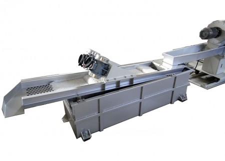 Vibratory Sorting Machine