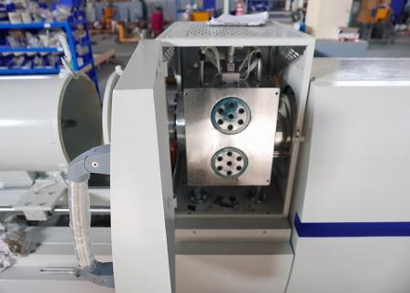 Pengubah Layar Non Stop Tipe Silinder Hidraulik Kembar