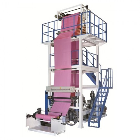 AB / ABA Co-Extrusion Blwon Film Machine