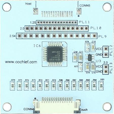 Touch-Switch-Lösung 49Tasten