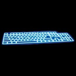 EL Keyboard - Electroluminescent Lighting