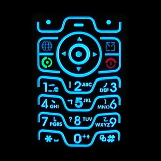 Electroluminescent KeyPad - Electroluminescent Lamp