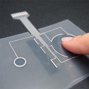Película de interruptor táctil flexible - Película de interruptor táctil flexible