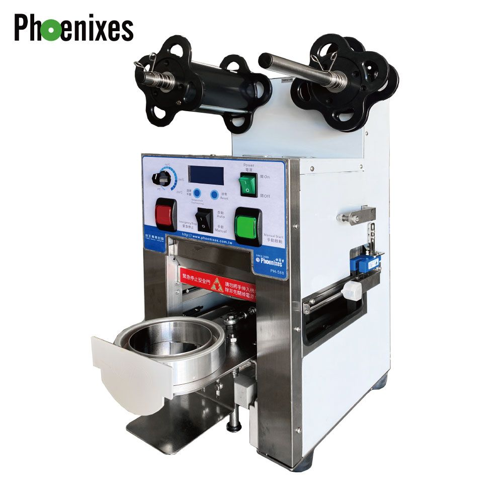 High Performance Cup Sealer - Cup Sealing machine