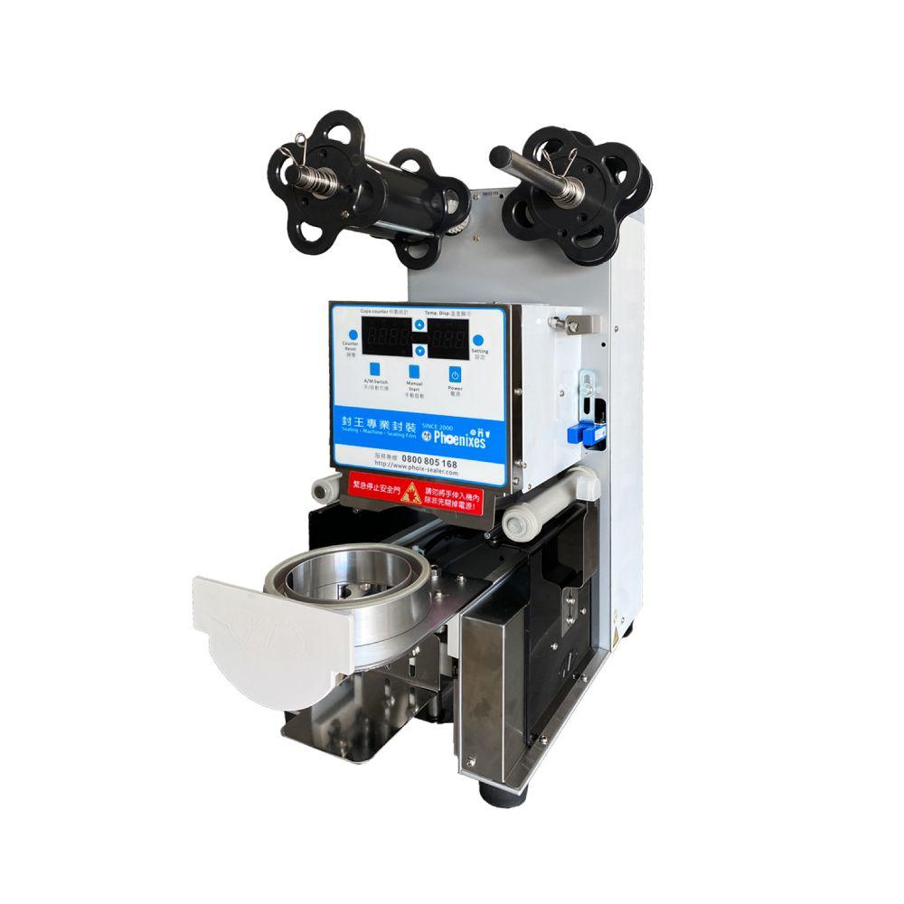 Machine de scellage de gobelets automatique la plus vendue - Machine à sceller les gobelets