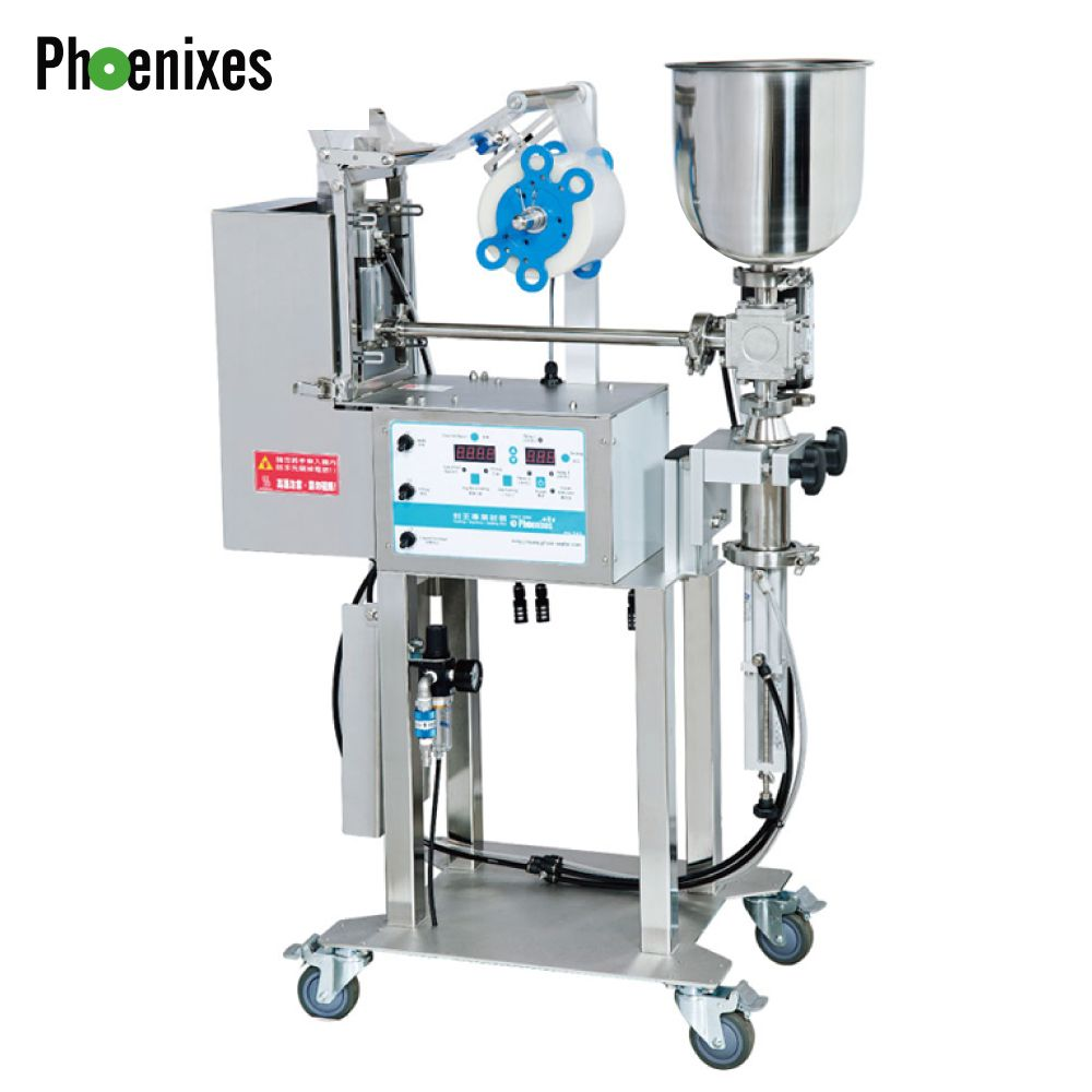 Automatic sachet packaging machine