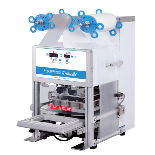 Automatische Traysealer-Maschine