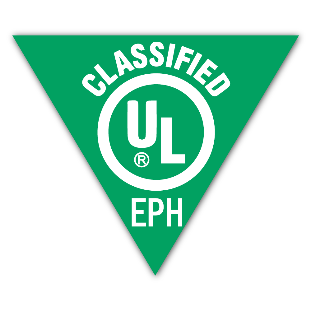 UL EPH certification