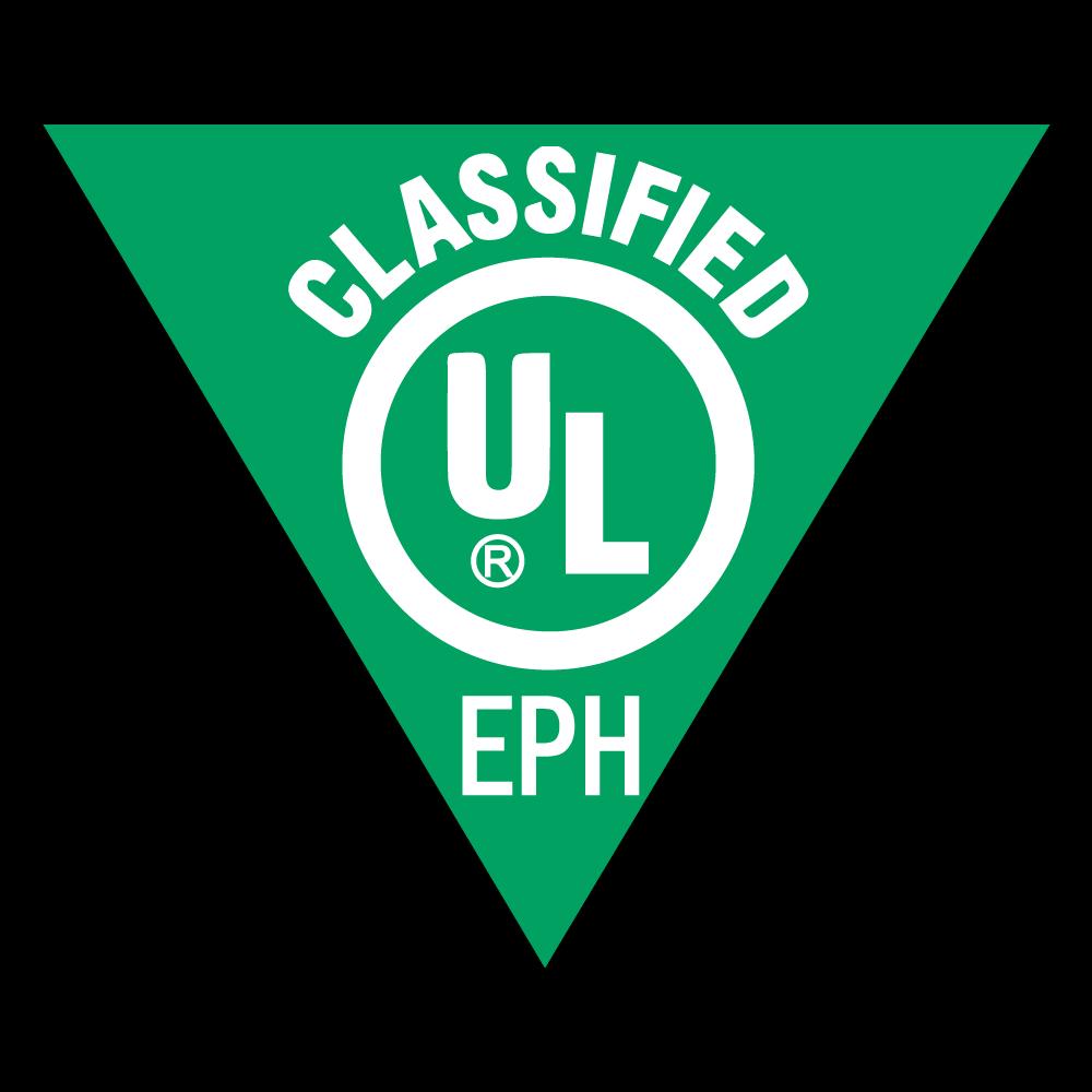 Certificação UL EPH