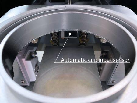 Automatic Cup Input Sensor