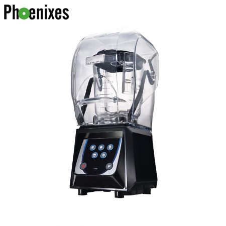 Blender And Tea Processor - 【5 in 1】Sound-proof blender