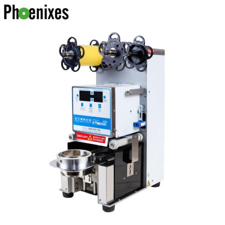 Container Sealer - Cup sealing machine