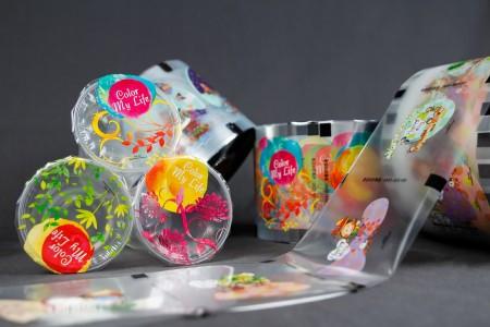 أفلام ختم البلاستيك القياسية - ES القياسية البلاستيك فيلم الختم