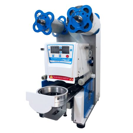 Machine à sceller les gobelets géants - Scelleuse de gobelets géants à DEL