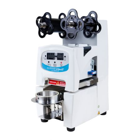ABS cover cup sealing machine