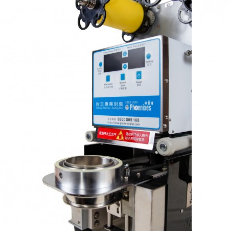 Phoenixes Cup Sealer machine