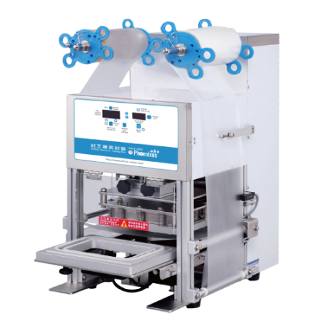 Seladora de bandeja - Máquina seladora de bandeja automática