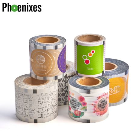 Customized sealing film - Phoenixes Custom Films