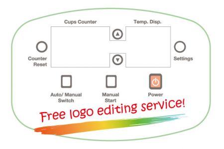 Бесплатный сервис редактирования логотипов
