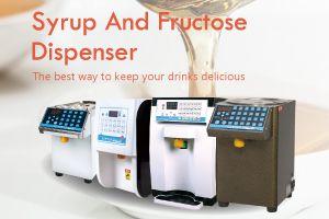 Fructose dispenser