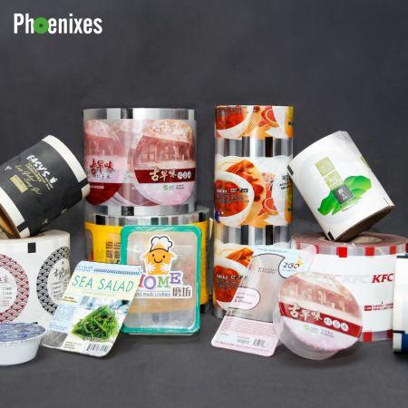 客製化飲料封口膜 - 各種尺寸材質私版封口膜