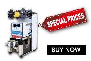 Cup Sealing Machine 5-10% off, Only February-March.