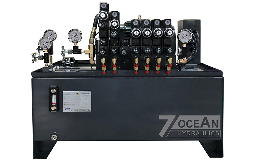 Hydraulic Power Unit - Power Pack.