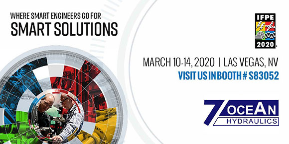 International Fluid Power Exposition 2020 Las Vegas.