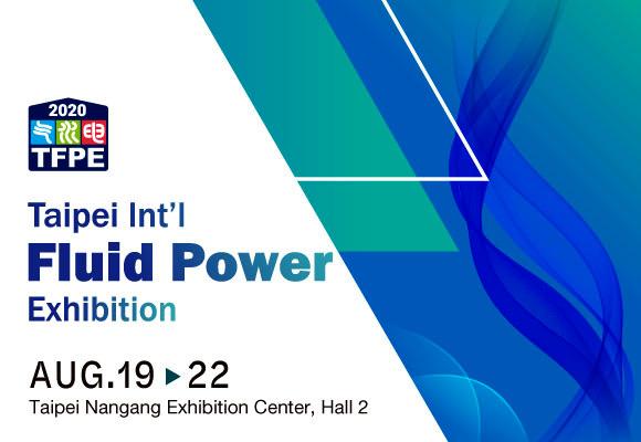 Taipei International Fluid Power Exhibition 2020.