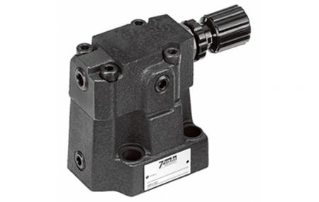 Plot Operated Relief Valve - Pilot Operated Relief Valve.