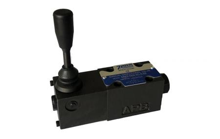 Manual Operated Directional Control Valve - Manual Operated Directional Control Valve.