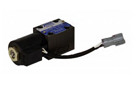 Elektromagnetický ventil vysokozdvižného vozíku - Elektromagnetický ventil mobilní převodovky.