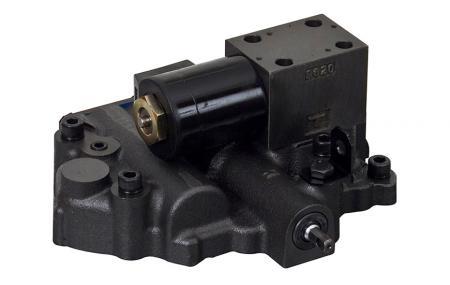 フォークリフトトランスミッションコントロールバルブ - フォークリフトトランスミッションコントロールバルブ。