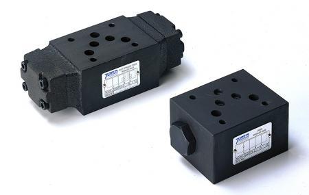 Zkontrolujte ventily - Modulární zpětný ventil NG6 Cetop-3 D03.