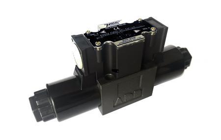 Válvulas operadas por solenoide - Válvulas de control direccional accionadas por solenoide NG6 Cetop-3 D03.