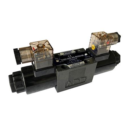 Elektromagnetické směrové ventily