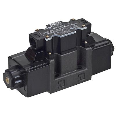 Válvulas de controle direcional solenóide
