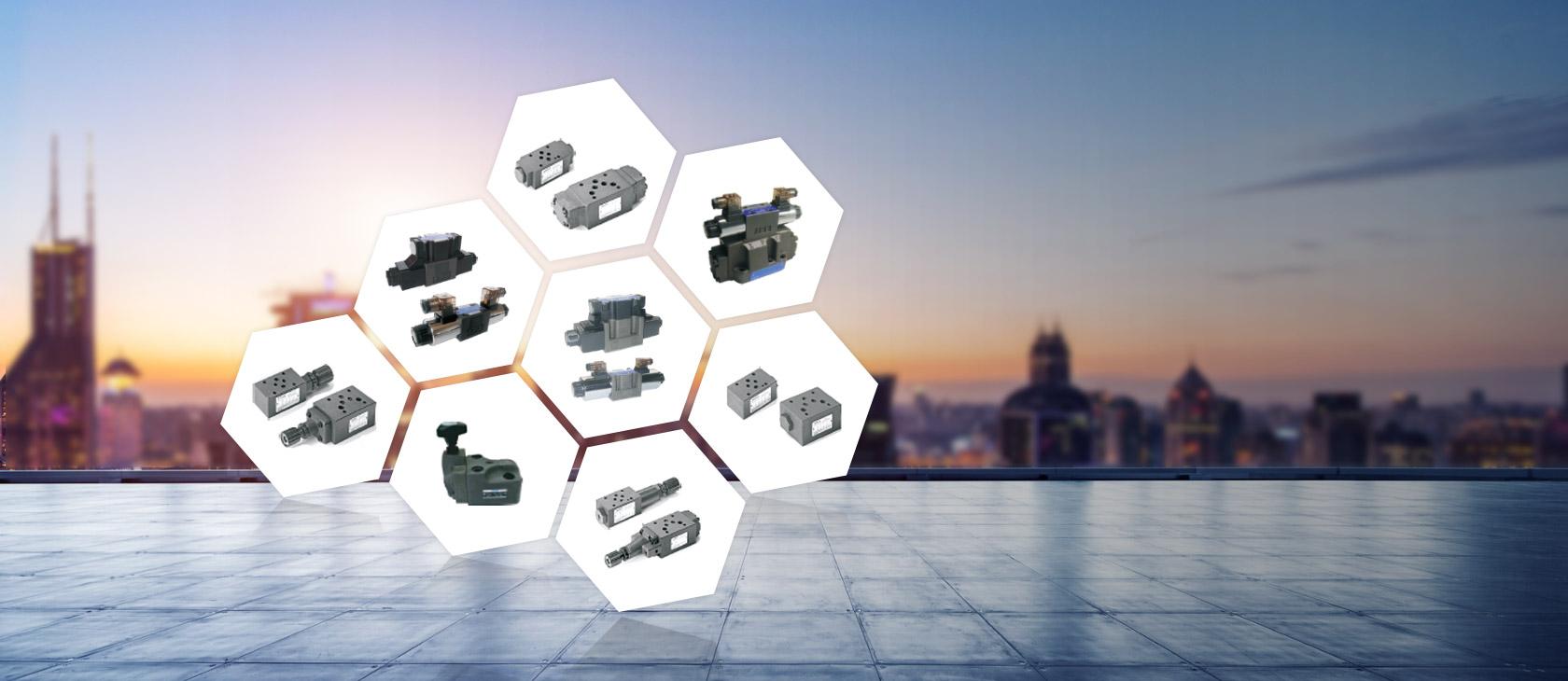 Hydraulic Valves from Seven Ocean Hydraulics