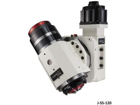 Testa del mandrino rotante RM3-LMSN-T+JCA e mandrino rotante
