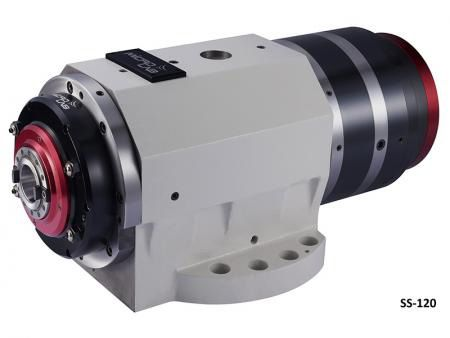 RM3-LMSN-T, RH4-LMSN-T #30 Rotary Spindle Head; Max. speed: 10,000 ~ 15,000rpm