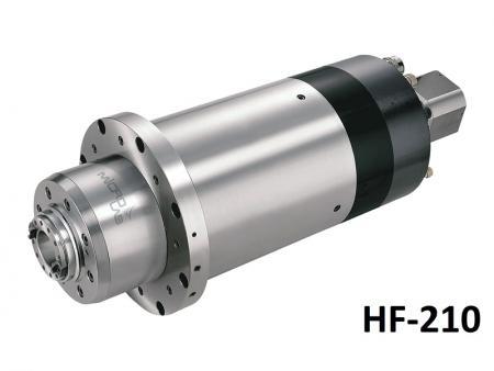 Mandrino ad alta velocità del motore incorporato Il diametro dell'alloggiamento è 210.