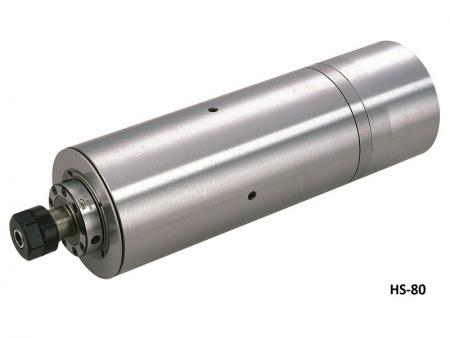 Built-in motor spindle with Housing diameter 80.