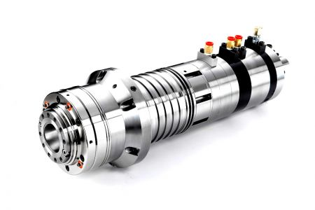 Milling & Turning Spindle with Housing Diameter 120 - Milling & Turning Direct Drive Spindle with Housing diameter 120.