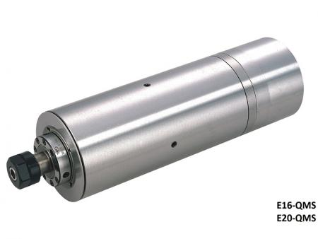 Built-in Motor Engraving Spindle with Housing diameter 80 - Built-in Motor High Speed Spindle with Housing diameter 80 (Collet).