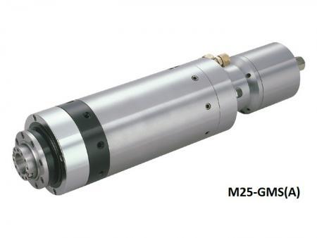 Mandrino ad alta velocità del motore incorporato con diametro dell'alloggiamento 100 - Mandrino ad alta velocità con motore incorporato con diametro dell'alloggiamento 100.
